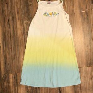 Gymboree's dress size 9 she sells seashells